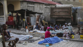 Death Toll From Haiti Earthquake Soars to 1,297 as Tropical Depression Grace Approaches