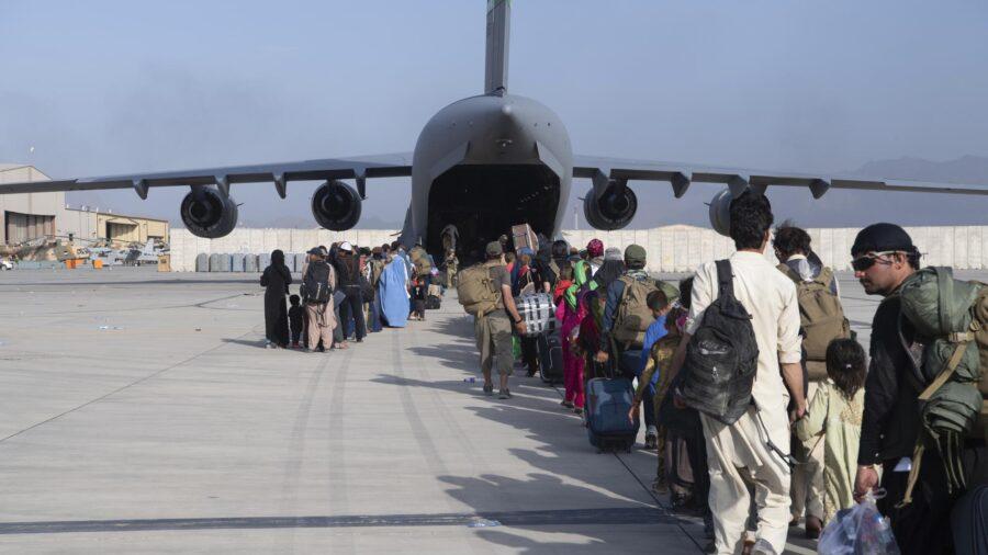 Afghan Interpreter Who Helped Rescue Biden in 2008 Leaves Afghanistan
