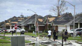 Hurricane Ida Makes Landfall