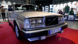 Classic Italian Car Design Shown in Moscow