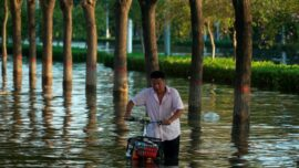 Death Toll Triples to More Than 300 in Recent China Flooding