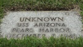 Family Members Call for Identification of Servicemen on USS Arizona