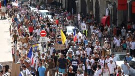 Fifth Week of Anti-Health Pass Protests in France