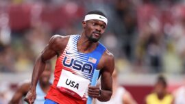 US Men Finally End Gold Drought With Relay Triumph