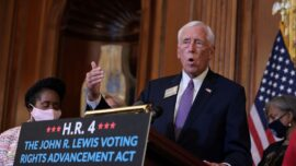 House Passes Bill Boosting Voting Rights Act