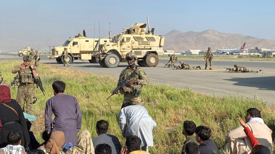 Around 11,000 Americans Remain in Taliban-Held Afghanistan: White House