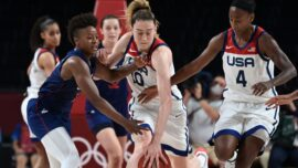 Team USA Women's Basketball to Play for Gold After Winning Semi-Final