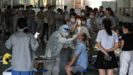 26,000 Isolation Wards Occupied in Wuhan