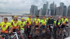 'Bay 2 Brooklyn Ride' Honors 9/11 Victims