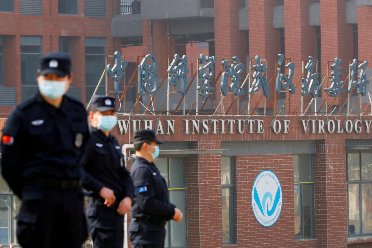 wuhan police virus