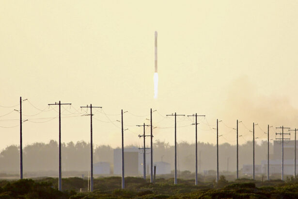 Rocket Launched