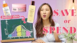 Where to Save & Spend in Your Skincare Routine: 5 Steps (Part 1)