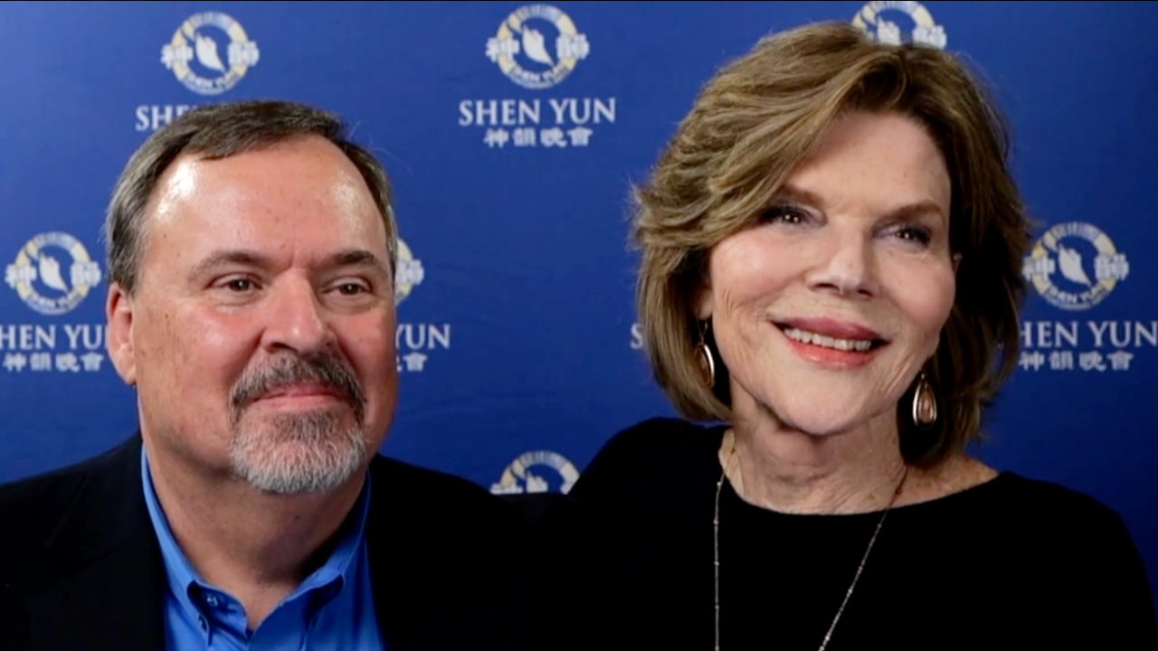 Audience: Shen Yun Gives Hope, Feeds the Soul