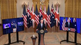 Biden: New Defense Alliance With UK, Australia