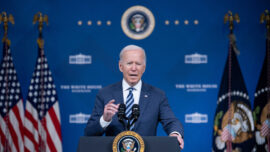 Biden Pledges Federal Support to Those Impacted by Hurricane Ida