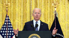 Biden Mandates COVID-19 Vaccines for Federal Workers