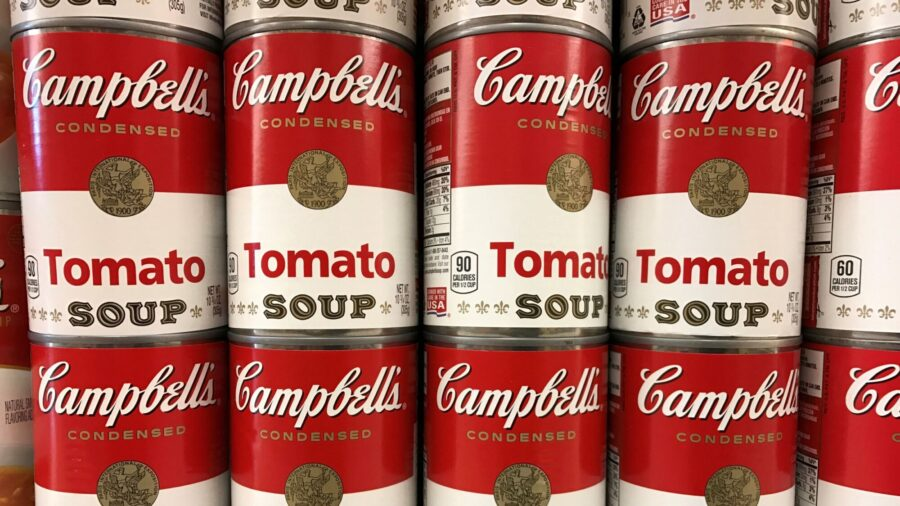 Campbell Soup Plans More Price Increases to Counter Inflation