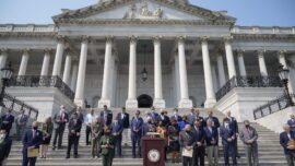 Bipartisan Group of Lawmakers Remembers 9/11