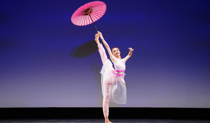 Gold Winner Carol Huang: 'I Want to Show Them the Beauty of Classical Chinese Dance'