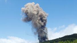 Volcano Erupts on Spain's Atlantic Ocean Island of La Palma