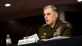 Milley Admits He Told Chinese General the United States Was Not Going to Attack China