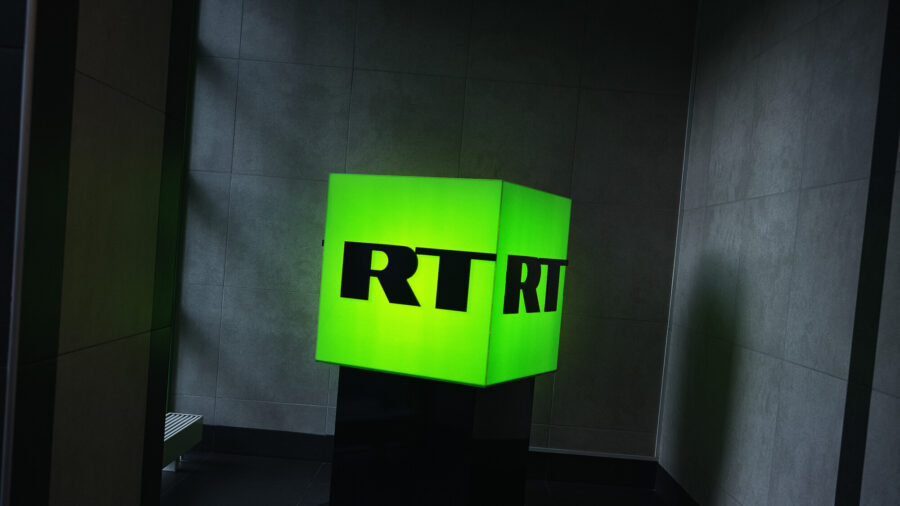 YouTube Shuts German Channels of Russian Broadcaster RT