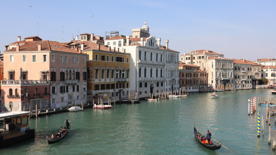 Venice to Charge Tourists for Entry