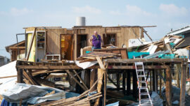Coastal Residents Continue to Struggle a Month After Hurricane Ida