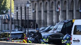 Trial Begins Over Paris Terrorist Attack