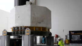 Powerful Magnet Arrives at Fusion Plant