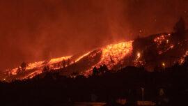 Thousands Flee After Eruption on Spain's La Palma