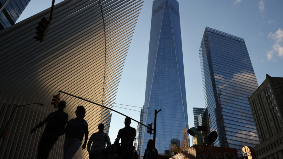 3 World Trade Center Offers Free Studios for Artists