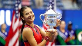 Win Not Sunk in Yet for New British Grand Slam Champion