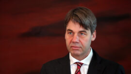 New German Ambassador to China Dies