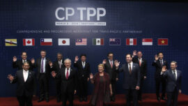 Taiwan Flags Risk If China Joins Pact First