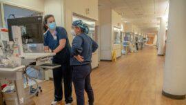 Vaccine Mandate Straining Hospital Staff Levels