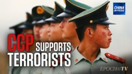 How Beijing Supports Anti-US Terrorists: Report
