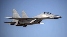 Chinese Regime Sends 24 Fighter Jets Toward Taiwan in One Day
