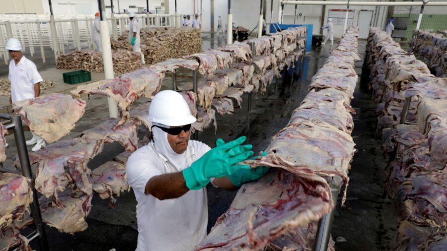 JBS Plans to Reopen Nebraska Beef Plant Damaged in Fire