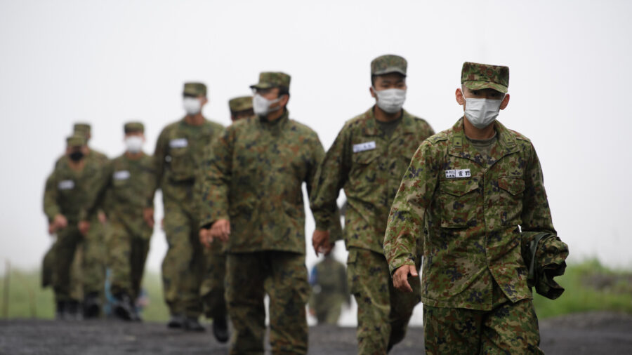 Japan Holds Large-Scale Drills for 1st Time Since 1993 Amid Chinese Assertiveness
