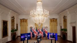 UK, US, and Australia Launch Security Pact
