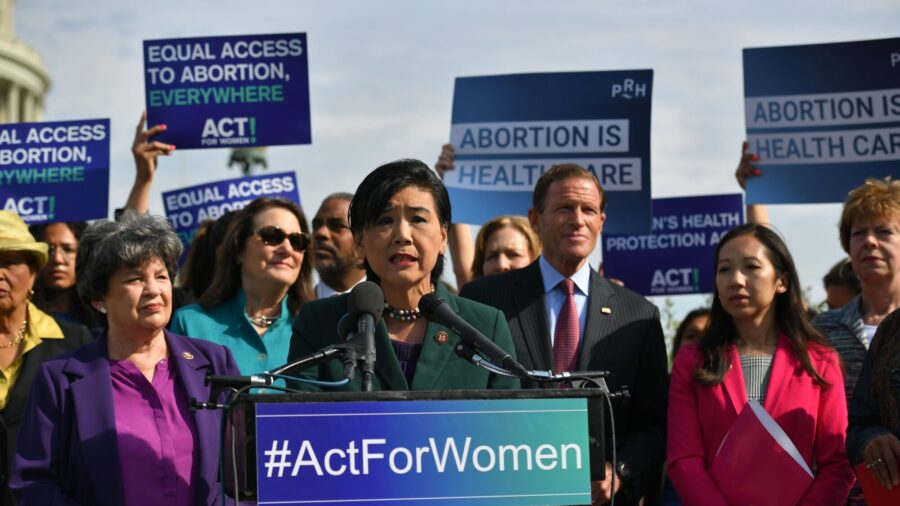 House Passes Bill Barring States From Restricting Abortions