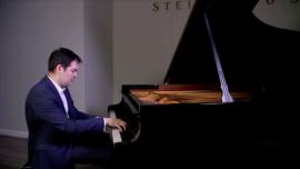 Kazakh Pianist Wins Leeds Competition