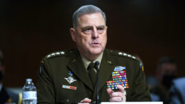 Joint Chiefs Chairman Gen. Milley Calls Afghanistan Withdrawal a 'Strategic Failure'
