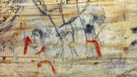 Missouri Cave With Ancient Native American Drawings Sold