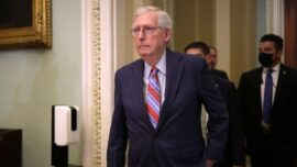 McConnell, Schumer at Odds Over Debt Ceiling