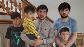 Afghan Officer Rescued From Kabul Starts New Life in US