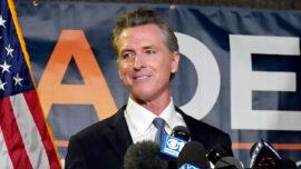 Newsom Wins California Recall Election as Elder Concedes Defeat