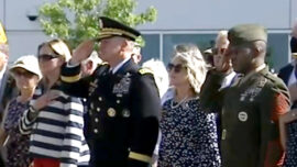 US Northern Command Holds 9/11 Commemoration Ceremony