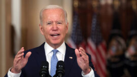 Biden's Handling of Afghanistan Withdrawal May Hurt Democrats in 2022